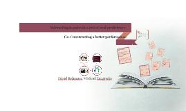 EAP Presentation: Seminar paper