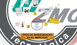 ENFOQUES DE LA INVESTIGACION EN EL MERCADO