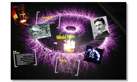 Industrial Revolution - Nikola Tesla