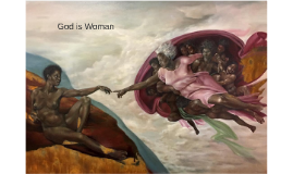 God is Woman