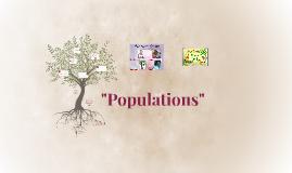 "Populations"""