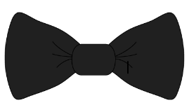 of dry goods and black bow ties by yoshiko uchida