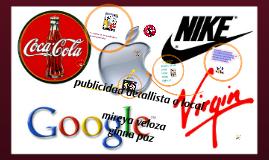 Copy of publicidad detallista o local