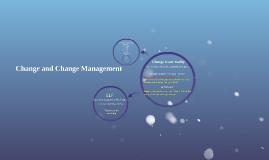 Change and Change Management