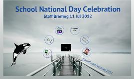 NDP School Celebration 2012