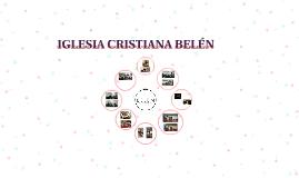 IGLESIA CRISTIANA BELÉN
