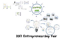 Copy of 2017 Entrepreneurship Fair
