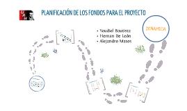Copy of Planificación de los Fondos para el Proyecto