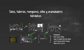 Copy of Tubos, tuberías, mangueras, sellos y acumuladores hidráulico