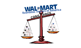 Copy of Walmart Pros and Cons