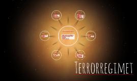 Terrorregimet