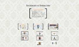 Havo 5 Rechtsstaat en Democratie