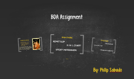 BDA Assignment