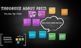 Thoughts about Prezi