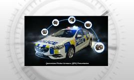Queensland Police Services (QPS) Presentation