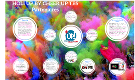 HOLI UP BY CHEER UP 2016
