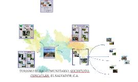 TURISMO RURAL COMUNITARIO, SUCHITOTO, CUSCATLAN