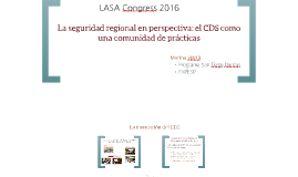 LASA Congress 2016