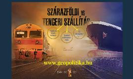 Vasúti és közúti hálózat