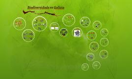 Biodiversidade en Galicia