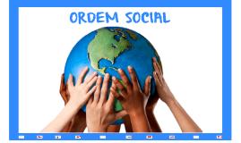 Ordem Social