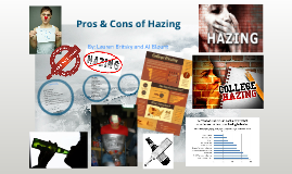 Copy of Pros and Cons of Hazing