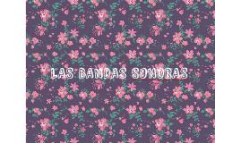 LAS BANDAS SONORAS