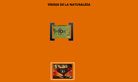 Videos de la Naturaleza