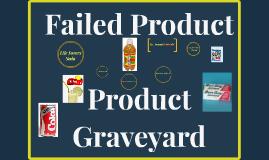 Failed Product/