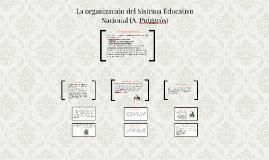 Copy of la organización del sistema educativo nacional