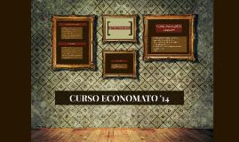 CURSO ECONOMATO '14