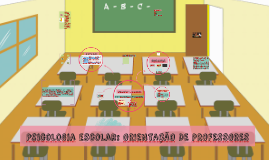 ORIENTAÇÃO DE PROFESSORES