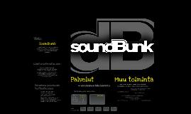 soundBunk liiketoimintamalli
