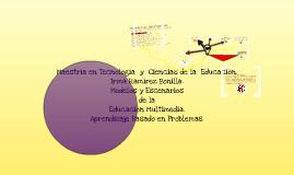 Copy of Aprendizaje Basado en Problemas. Estrategía Educativa.
