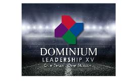 Dominium Leadership Classic