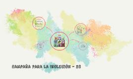 Campaña para la Inclusión - 5c