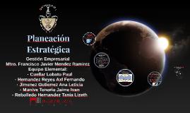 Planeacion Estrategica (Gestion Empresarial)