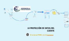 LA PROTECCIÓN DE DATOS DEL CLIENTE