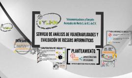 Telecomunicaciones y Computo Avanzados del Norte S. de R.L.