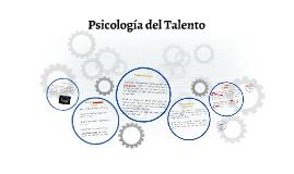 Psicología del Talento