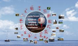 Copy of Lederfoum 2014