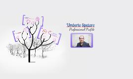 Umberto Spataro * Professional Profile