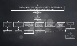 Fundamentos Epistemológicos y Metodológicos para un estudio científico de la publicidad