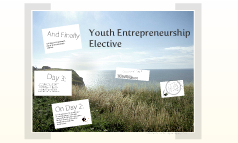 Youth Entrepreneurship Elective