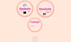 Dyslexie & Dyscalculie