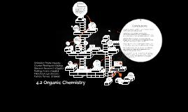 4.2 Organic Cgemistry