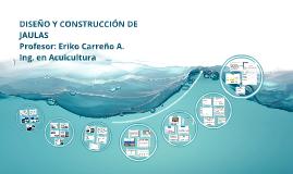 DISEÑO Y CONSTRUCCIÓN DE JAULAS