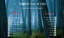 English Day UdAFV