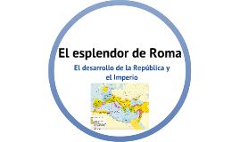 Copy of Origen, auge y decadencia de la Roma
