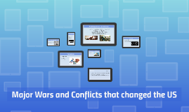 Major Wars and Conflicts that changed the US